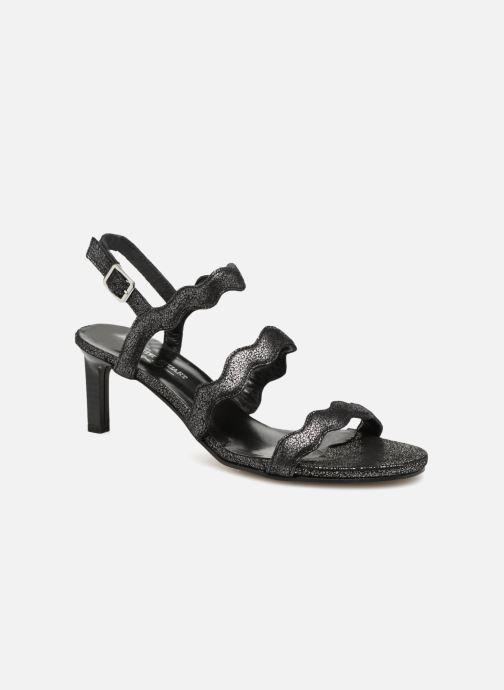 Sandales et nu-pieds Elizabeth Stuart Zola 415 Noir vue détail/paire