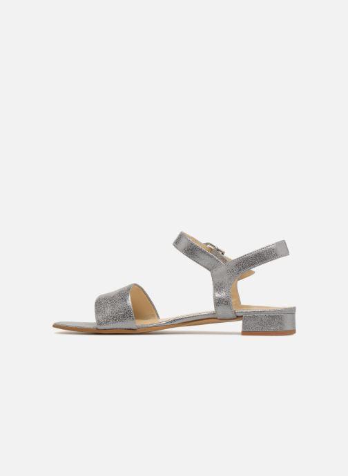 Sandales et nu-pieds Elizabeth Stuart Ambry 415 Gris vue face