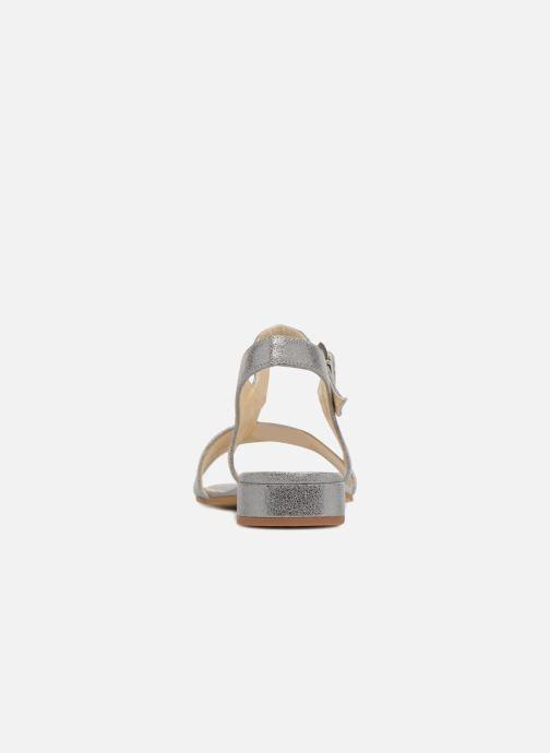 Sandales et nu-pieds Elizabeth Stuart Ambry 415 Gris vue droite