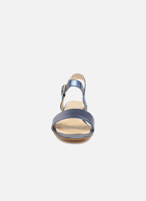 Sandales et nu-pieds Elizabeth Stuart Ambry 417 Bleu vue portées chaussures