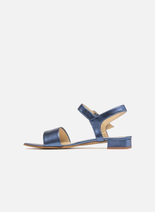 Sandales et nu-pieds Elizabeth Stuart Ambry 417 Bleu vue face