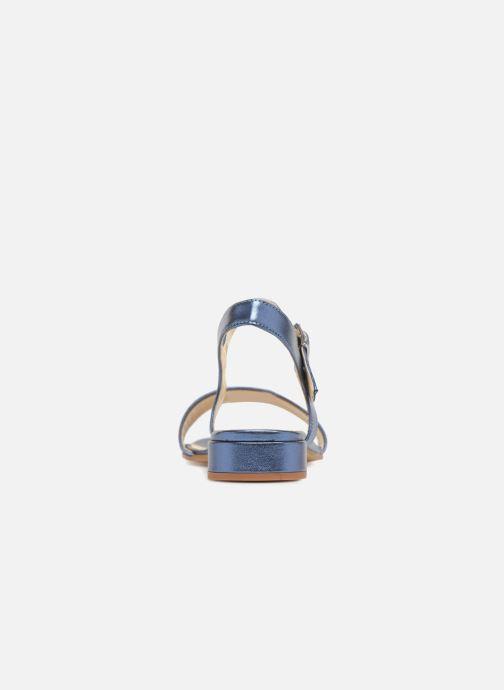 Sandales et nu-pieds Elizabeth Stuart Ambry 417 Bleu vue droite