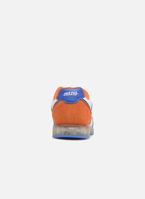 Baskets MTNG 47336 Gris vue droite