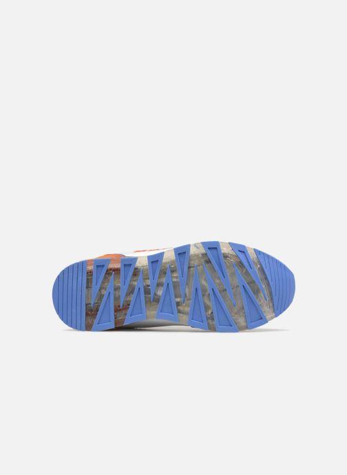 Baskets MTNG 47336 Gris vue haut
