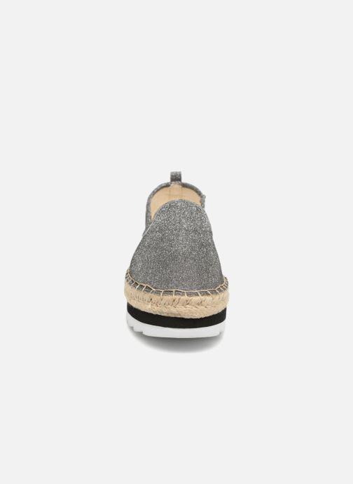 Espadrilles MTNG 50794 Gris vue portées chaussures