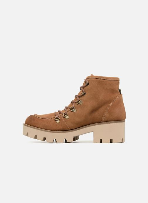 Bottines et boots MTNG 50842 Marron vue face