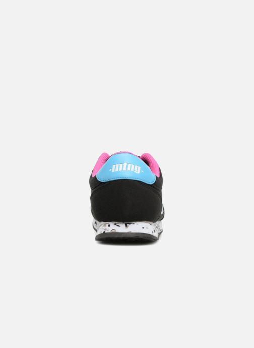 Baskets MTNG 56406 Noir vue droite