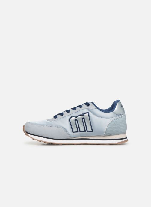 Sneakers MTNG 56406 Azzurro immagine frontale