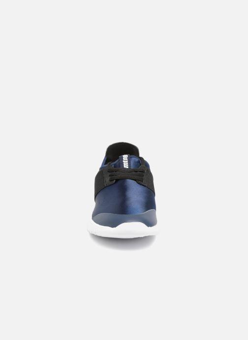 Baskets MTNG 69268 Bleu vue portées chaussures