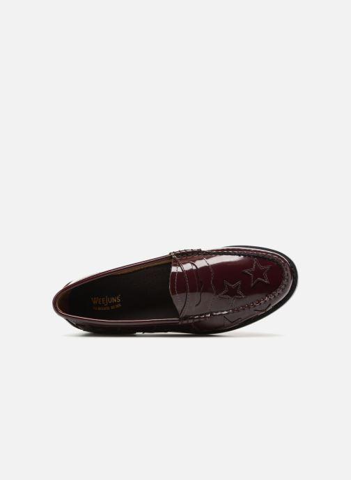 030c1d7962a G.H. Bass WEEJUN Penny stardom (Burgundy) - Loafers chez Sarenza ...