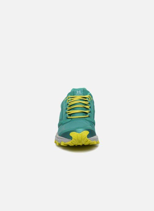 Chaussures de sport HAGLOFS Gram Gravel Women Bleu vue portées chaussures
