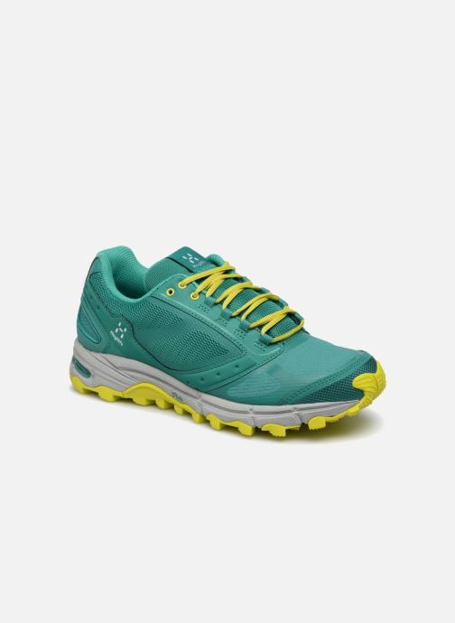 Chaussures de sport HAGLOFS Gram Gravel Women Bleu vue détail/paire