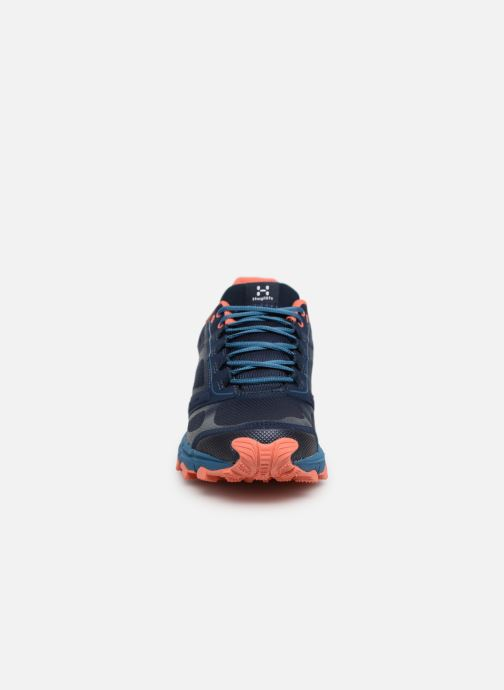Zapatillas de deporte HAGLOFS Gram Gravel Women Azul vista del modelo