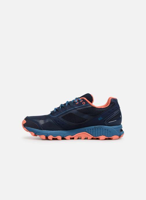 Chaussures de sport HAGLOFS Gram Gravel Women Bleu vue face