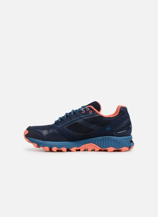 Zapatillas de deporte HAGLOFS Gram Gravel Women Azul vista de frente