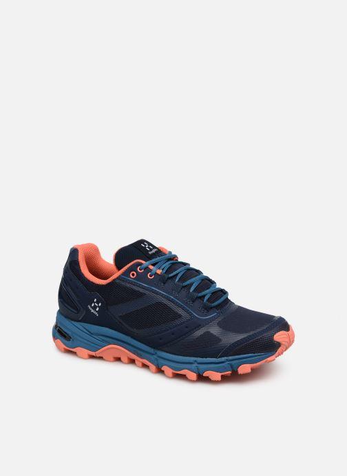 Zapatillas de deporte HAGLOFS Gram Gravel Women Azul vista de detalle / par