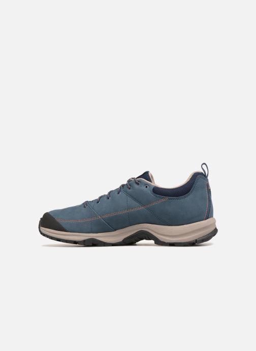 Zapatillas de deporte HAGLOFS Mistral GT M Azul vista de frente