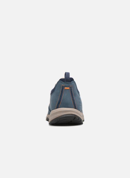 Zapatillas de deporte HAGLOFS Mistral GT M Azul vista lateral derecha
