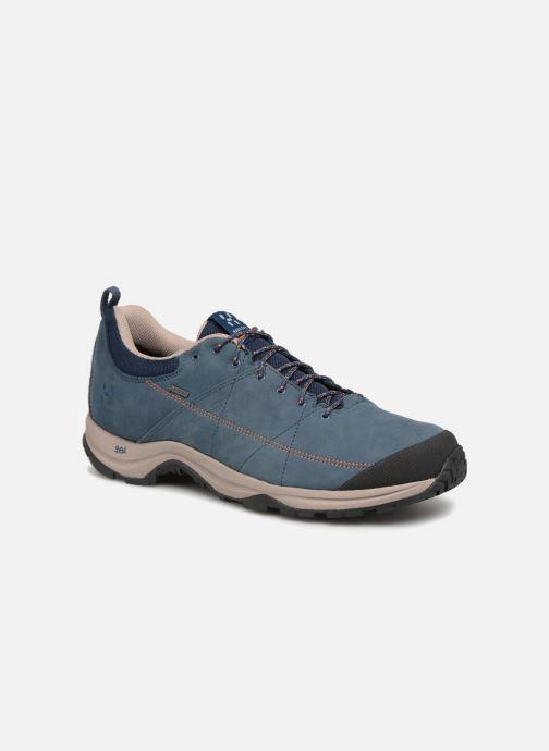 Zapatillas de deporte HAGLOFS Mistral GT M Azul vista de detalle / par