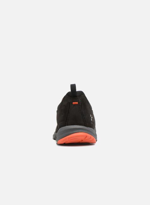 Chaussures de sport HAGLOFS Mistral GT M Noir vue droite