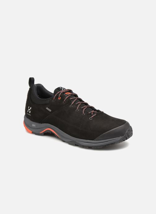 Chaussures de sport HAGLOFS Mistral GT M Noir vue détail/paire