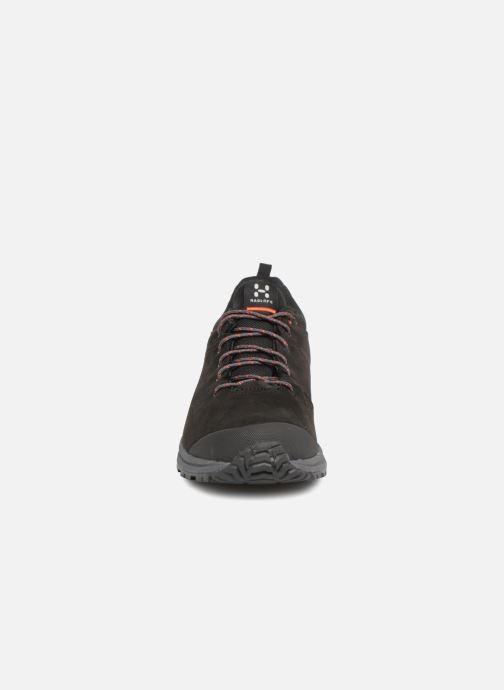 Zapatillas de deporte HAGLOFS Mistral GT Woman Negro vista del modelo