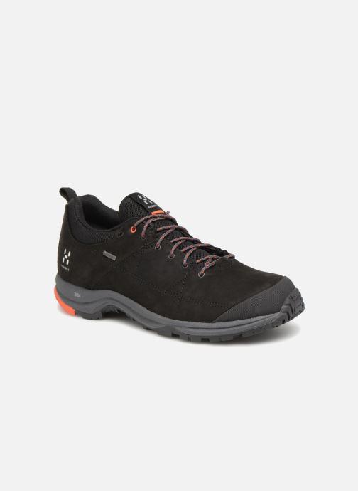 Chaussures de sport HAGLOFS Mistral GT Woman Noir vue détail/paire