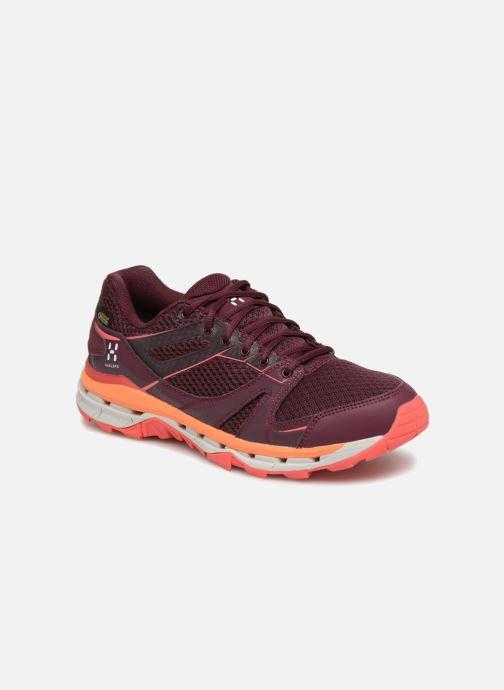 Chaussures de sport HAGLOFS Observe GT W Violet vue détail/paire