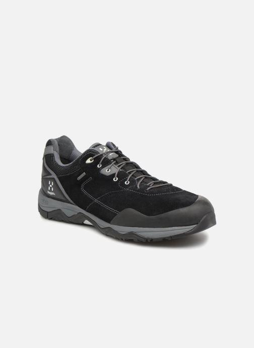 Chaussures de sport HAGLOFS Roc Claw GT Men Noir vue détail/paire