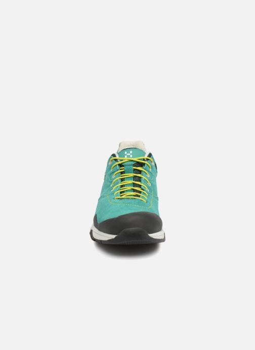 Zapatillas de deporte HAGLOFS Roc Claw GT Women Verde vista del modelo