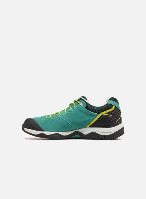 Zapatillas de deporte HAGLOFS Roc Claw GT Women Verde vista de frente