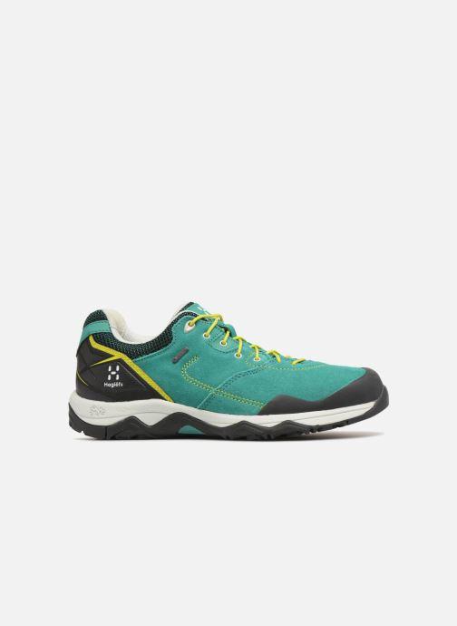 Zapatillas de deporte HAGLOFS Roc Claw GT Women Verde vista lateral derecha