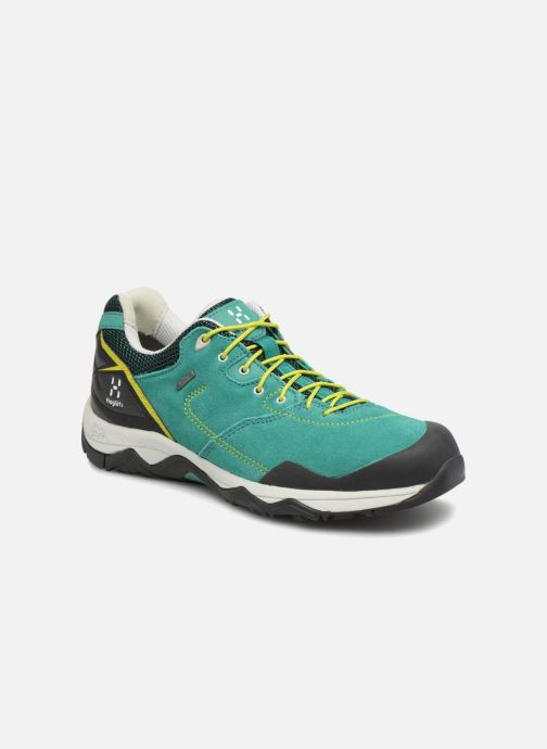 Chaussures de sport HAGLOFS Roc Claw GT Women Vert vue détail/paire