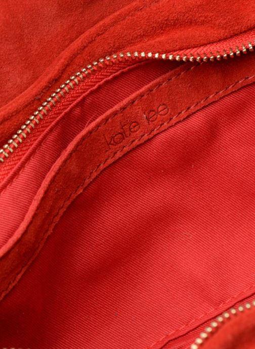 Sacs pochettes Kate Lee CILEY Rouge vue derrière