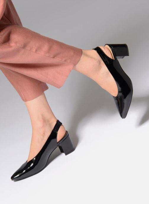 Zapatos de tacón Vero Moda Sinne Negro vista de abajo