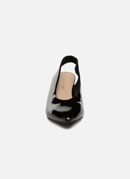 Zapatos de tacón Vero Moda Sinne Negro vista del modelo