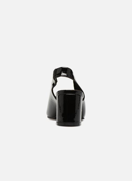 Zapatos de tacón Vero Moda Sinne Negro vista lateral derecha