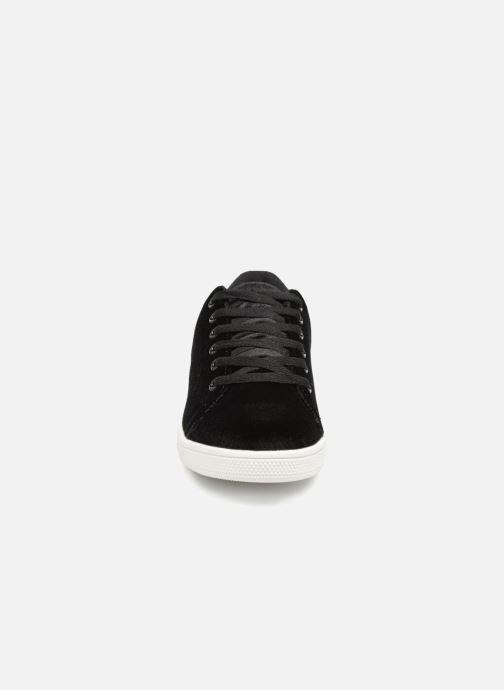 Sneaker Vero Moda Viona schwarz schuhe getragen