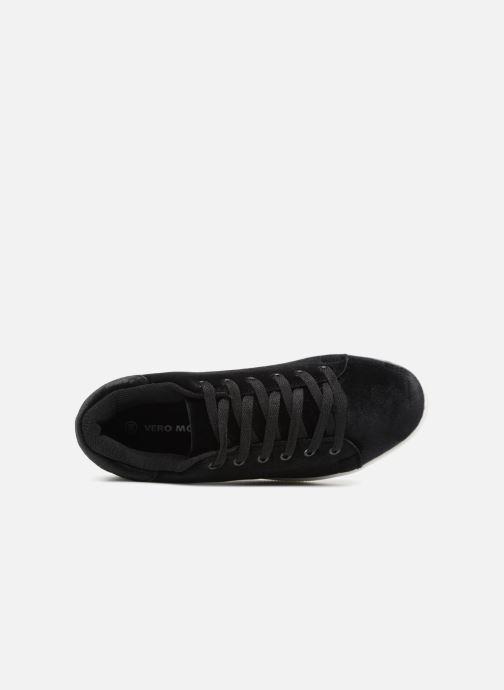 Sneaker Vero Moda Viona schwarz ansicht von links