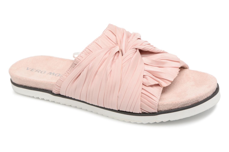 f6c56798b305d ... Mules clogs Vero Moda Ane Pink detailed view Pair view best quality  776dd 17807  Crocs ...