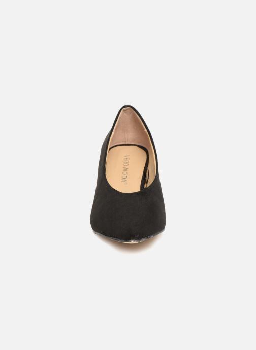 Escarpins Vero Moda Natalie Noir vue portées chaussures