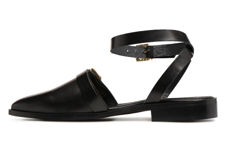 Sandali e scarpe aperte Vero Moda Fry Nero immagine frontale