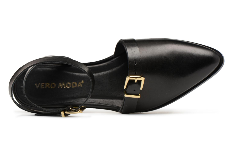 Sandali e scarpe aperte Vero Moda Fry Nero immagine sinistra