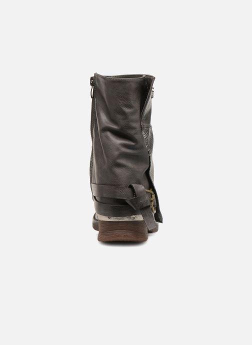 Bottines et boots Kaporal Shanahee Gris vue droite