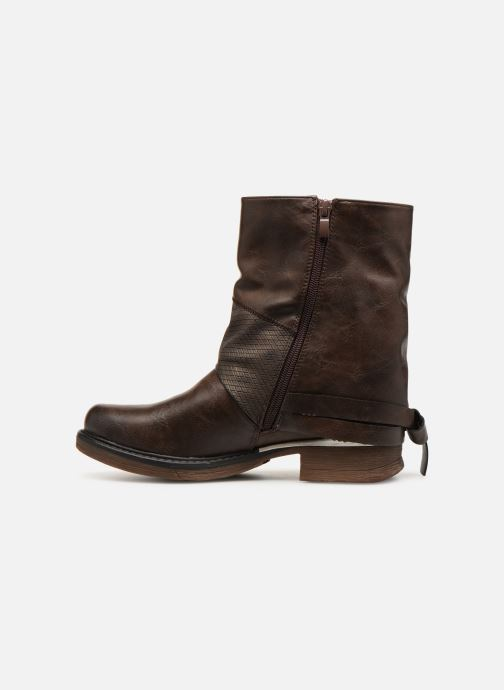 Bottines et boots Kaporal Shanahee Marron vue face