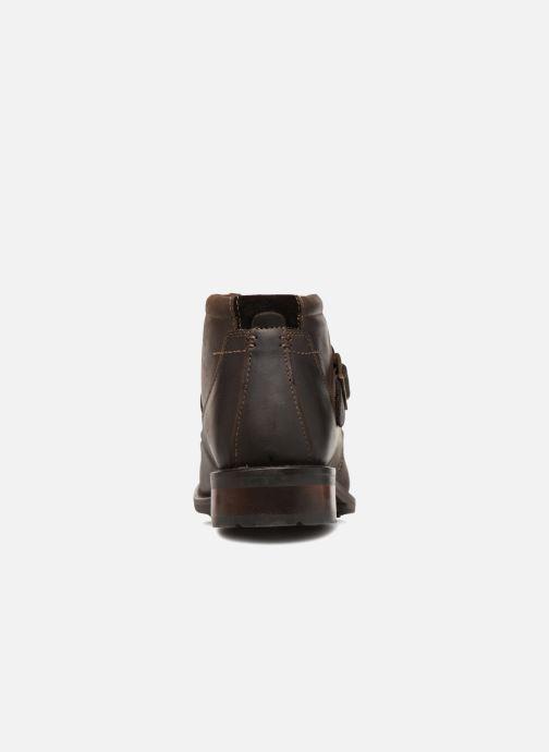 Bottines et boots Kaporal Grand Marron vue droite