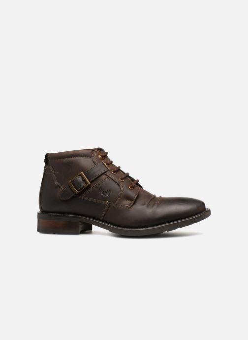 Bottines et boots Kaporal Grand Marron vue derrière