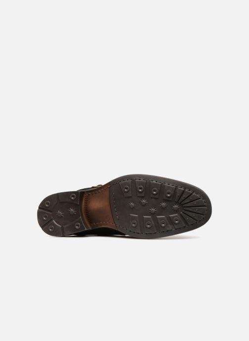 Bottines et boots Kaporal Grand Marron vue haut