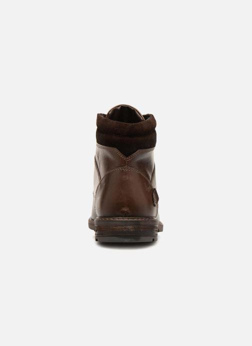 Bottines et boots Kaporal Itou Marron vue droite
