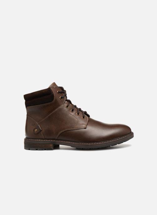 Bottines et boots Kaporal Itou Marron vue derrière